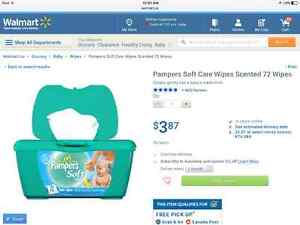 Wanted: Pampers Wipe Containers