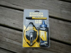 Stanley fatmax chalk line set (On Hold)