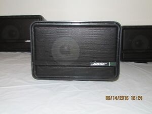 BOSE 151 *INDOOR / OUTDOOR* Speakers With Mounting Brackets