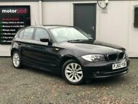 2011 BMW 1 Series 2.0 118D SE 5d 141 BHP Hatchback Diesel Manual