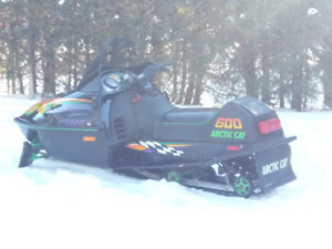 1996 Arctic Cat 600