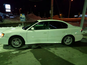 2004 Subaru Legacy GT Sedan Super rare Automatic