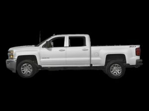 2017 Chevrolet Silverado 2500HD LT  - Bluetooth - $447.24 B/W
