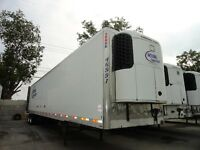 UTILITY REEFER TRAILER 53'' 2009