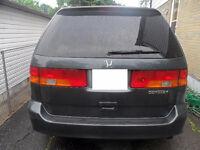 Honda Odyssey Minivan, Van $3500 or best offer