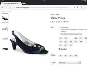 Women's Formal Gown and matching shoes Sarnia Sarnia Area image 4