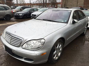 2004 Mercedes-Benz S500 4MATIC just arrived at Pic N Save!