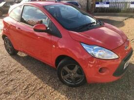 2015 '15' Ford Ka 1.2 Petrol. Manual. Low mileage. First Car. £30 TAX. Px Swap.