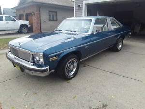 1977 Chevy Concours Coupe Immaculate, Rare!