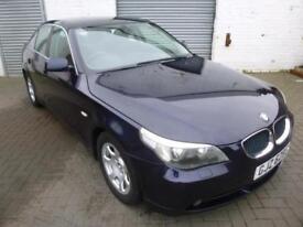 BMW 525 2.5 auto 2004MY i SE