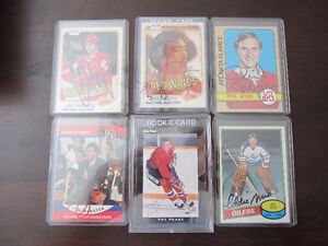 Autographed Hockey Cards $25 Each EX/NM/MT