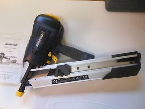 mastercraft framing air nailer