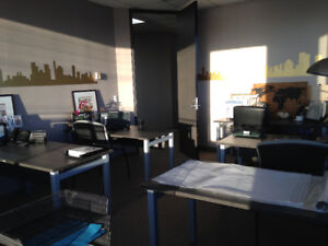 Office Space April Promotion Price at 3660 Midland Avenue