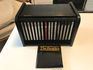 The Beatles wood box set