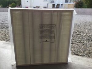 Carrier Infinity Furnace Air Filter