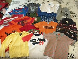 Lots of boy clothing (2T-4T)