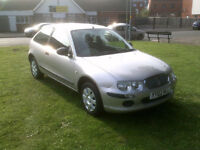 Rover 25 1.6 Stepspeed CVT i SPARES OR REPAIRS/SALVAGE RUNS AND DRIVES