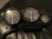 Thunderace/ 1000 exup clocks
