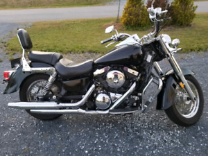 1500 Vulcan looking to trade for a Sport bike