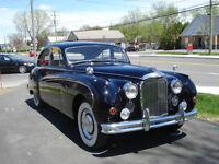 JAGUAR MK VIII 1957