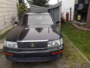 1994 Lexus LS Other