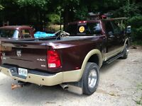 FS or trade - 2012 Ram 3500 Longhorn dually cummins 4x4