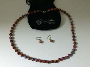 Spectacular necklace from Venice Italy London Ontario image 2