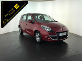 2011 RENAULT SCENIC EXPRESSION DCI DIESEL SERVICE HISTORY FINANCE PX
