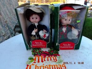 Collectable Santa's Under cover Dolls for sale # 8