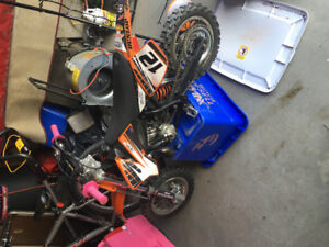 2007 Ktm 50 sx for sale