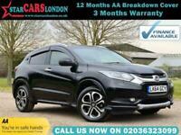 2014 Honda HR-V 1.5L (VEZEL) HYBRID/PETROL SUV Petrol/Electric Hybrid Automatic