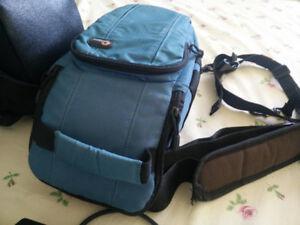 Camera Gear- Nikon D7000,  D5000, Nikon 70-300 zoom lens, Tripod