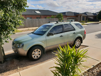 2008 ford territory awd Caroline Springs Melton Area Preview