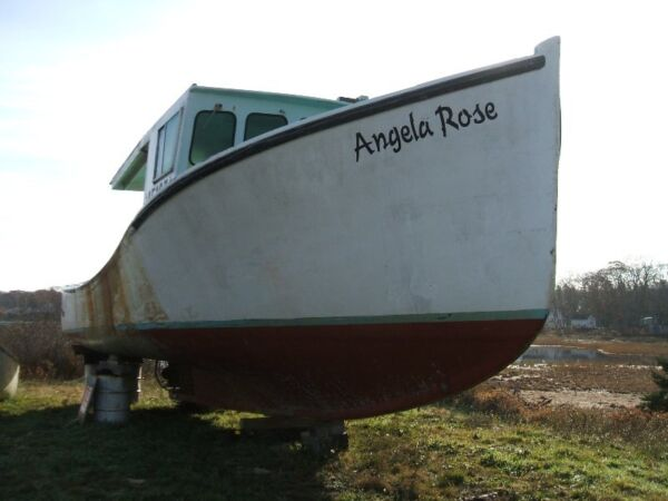 Used 1989 Other cape island fishing boat