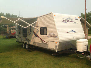 Jayco Jay Flight G2 27BH (no slide)