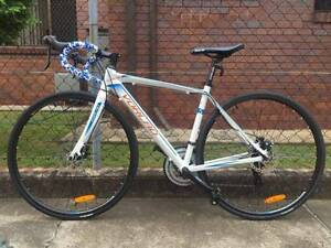 Sell new high quality ALLOY VORLAD road bike/diskbrakes Coorparoo Brisbane South East Preview