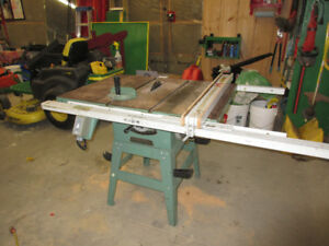 General 10 in table saw