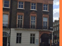 ( WC1B - Russell Square ) Office Space to Let - All inclusive Prices - No agency Fees