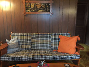 Cottage Couch & Chair