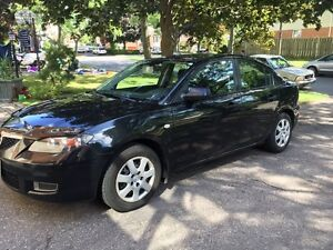 2007 Mazda Mazda3 only 122,000 kms! Manual Transmission