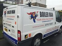 Boilerman Bradford Gas engineer boiler repair service 24 hour callout service gassafe