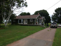 Updated 3 bedroom, 2 bath, bungalow with great yard.