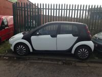 Smart forfour 1.3 automatic