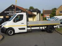2016 Renault Master LL35 BUSINESS DCI Diesel Truck Dropside Flatbed