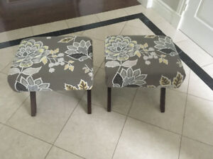 Two stools $59 or $30 each