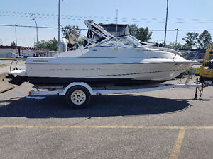 Clean 2002 Bayliner 192 Cuddy