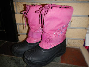 Kamik Girls 2 winter boots