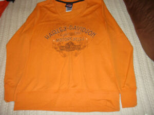 Harley Davidson Women's sweat shirt