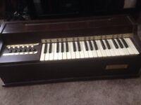Rosedale Organ