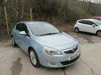 2011 Vauxhall Astra 1.6i 16V SE 5dr Hatchback Petrol Manual